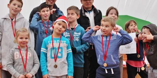 Turniej Mikołajkowy 18.12.2016