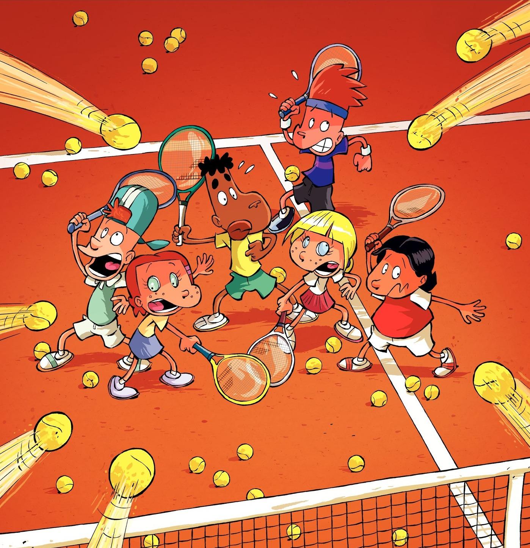 tenis.dzieci